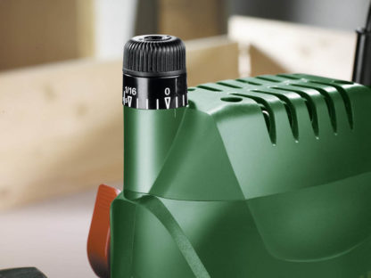 Fresatrice Bosch POF 1400 ACE Expert Woodworking Router con regolazione micrometrica